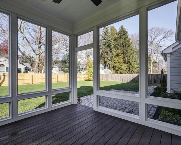 Rear Patio/Porch