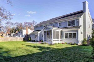 816 Knollwood Terrace, Westfield- Right Side Elevation