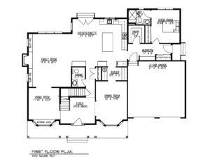 First Floor - 843 Nancy Way, Westfield