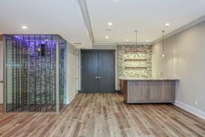 Basement Bar & Wine Room