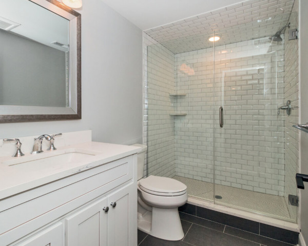 Basement Bathroom