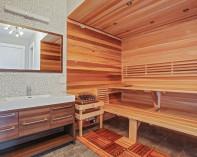 Basement Bathroom with Sauna II