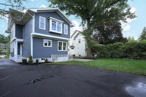 645 Lenox Avenue, Westfield- Rear Side Elevation II