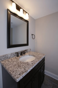627 Leigh Drive, Westfield- Basement Bathroom