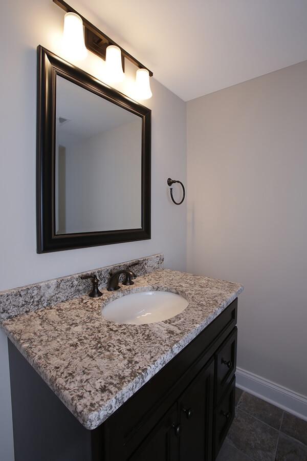 627 Leigh Basement Bathroom