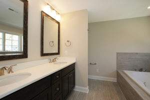 627 Leigh Drive, Westfield- Master Bathroom I