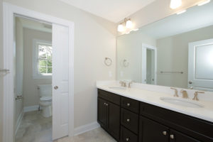 627 Leigh Drive, Westfield- 2nd Floor Hall Bathroom