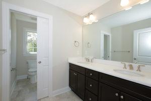 627 Leigh Drive, Westfield- 2nd Floor Hall Bathroom