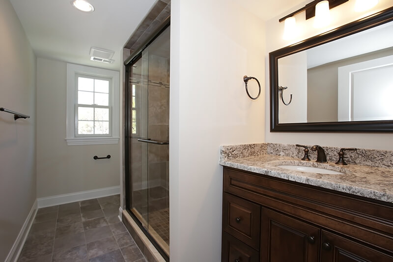 627 Leigh Attic Bathroom