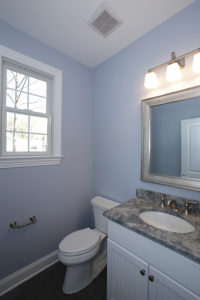 627 Leigh Drive, Westfield- Powder Room