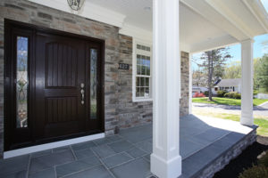 627 Leigh Drive, Westfield- Front Porch
