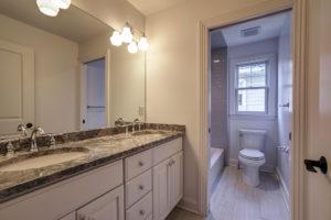648 Maple Street, Westfield- Jack and Jill Bathroom