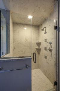 648 Maple Street, Westfield- Master Shower