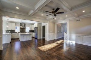 648 Maple Street, Westfield- Family Room Kitchen