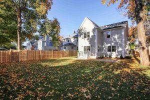 648 Maple Street, Westfield- Rear Yard II