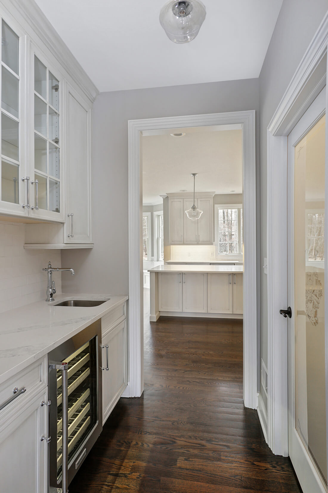 Kitchen Butlers Pantry