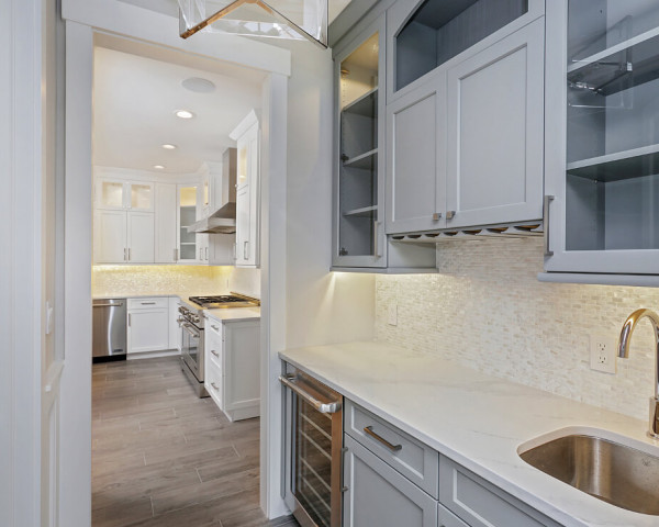 Kitchen - Butlers Pantry
