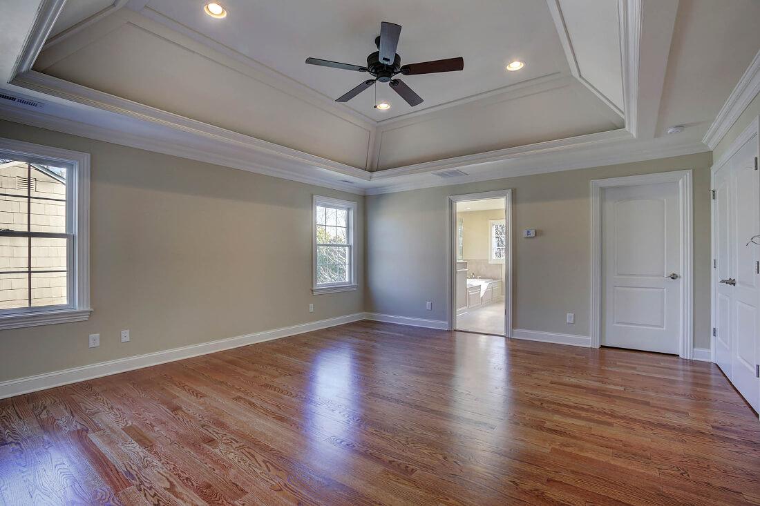 443 Beechwood Master Bedroom