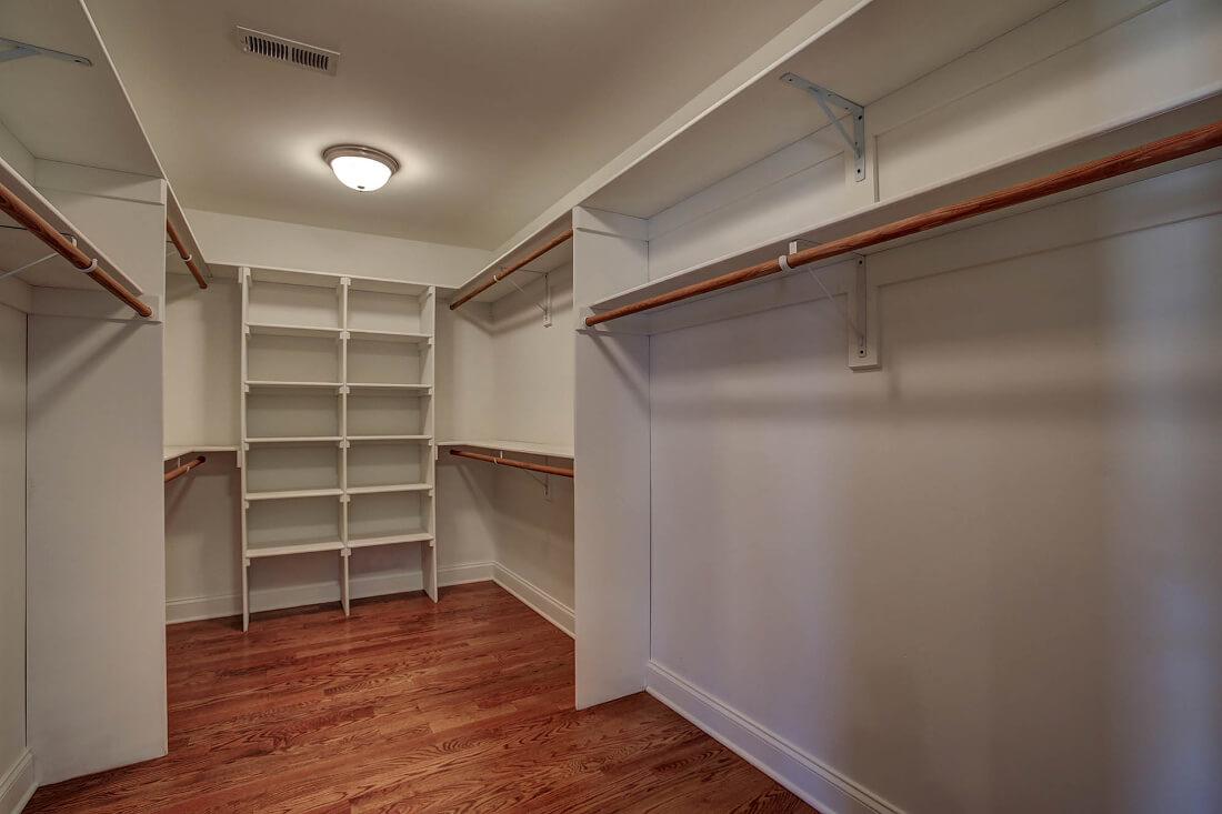 443 Beechwood Master Closet