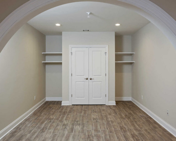 Basement Craft Room