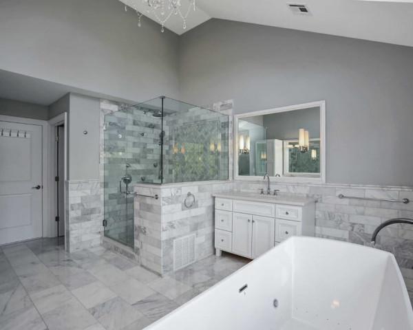 Master Bathroom I