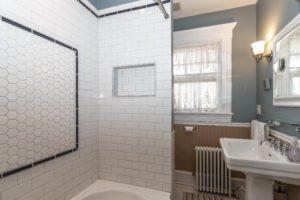 Before - Original Bathroom