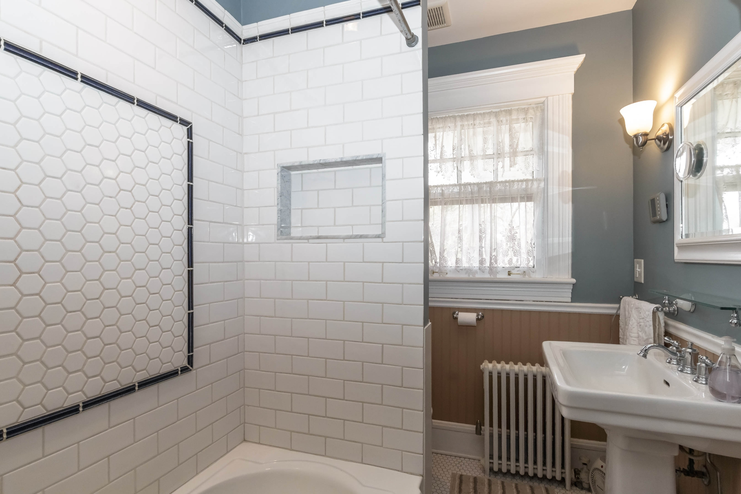 Before – Original Bathroom