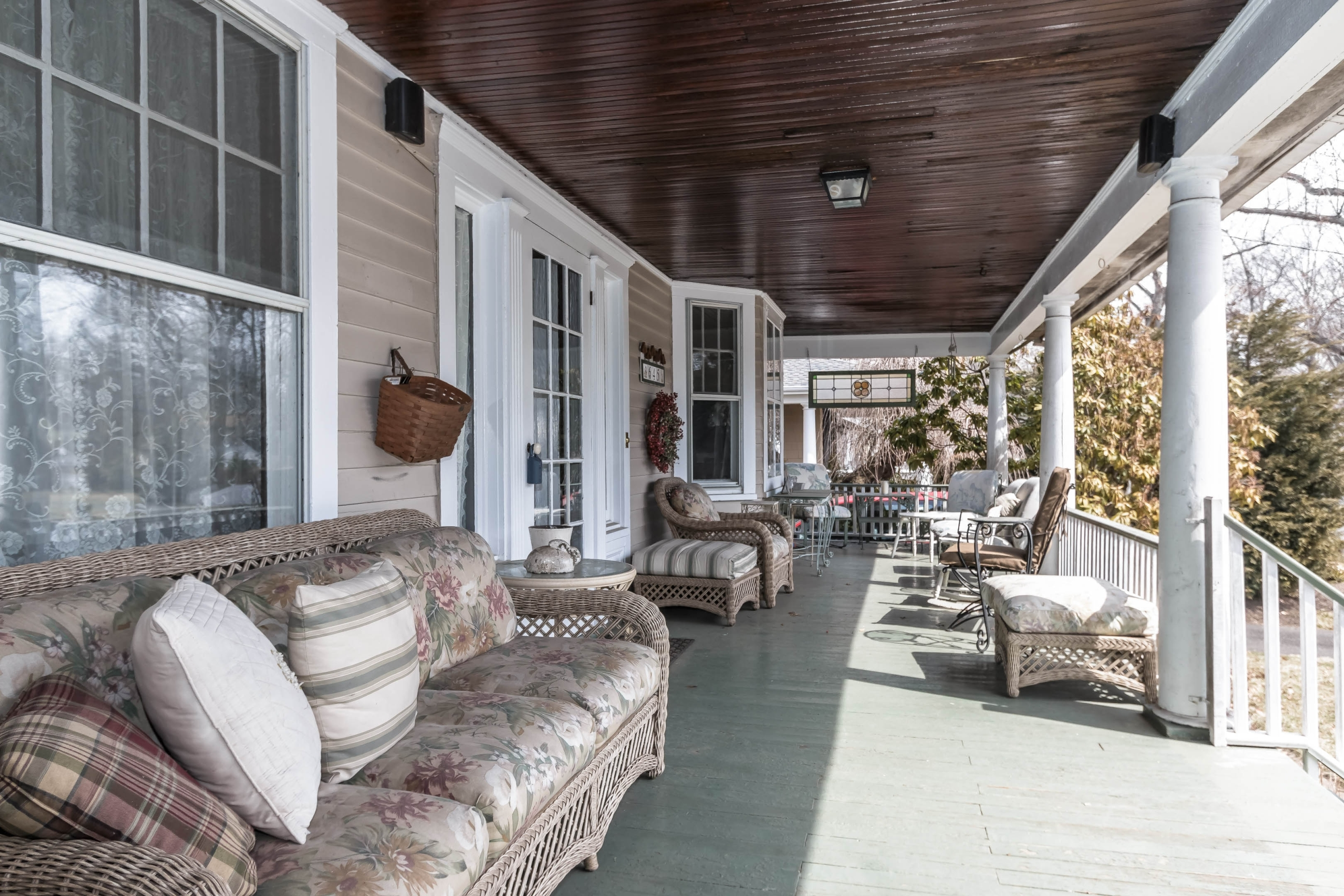 Original Porch