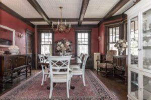 Before - Original Dining Room