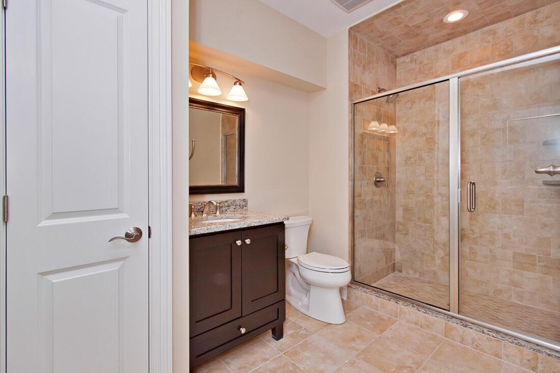 62 Tamaques Basement Bathroom