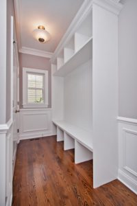 62 Tamaques Way, Westfield- Mudroom Cubbies