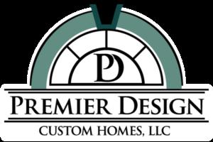 Premier Design Custom Homes Logo