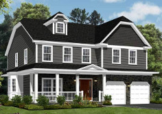 Custom Home - Westfield NJ