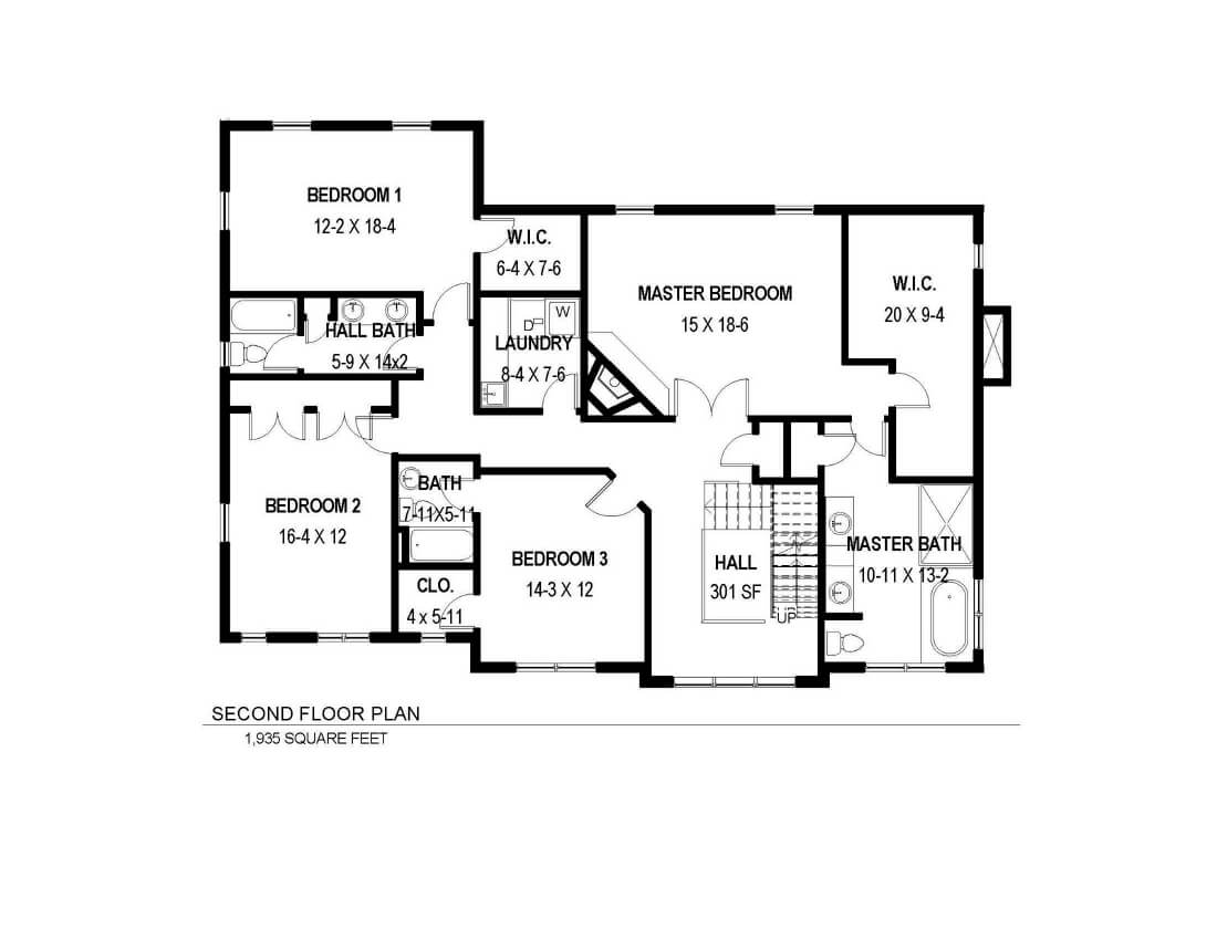 32-Mohawk-Second-Floor-Plan – Resized