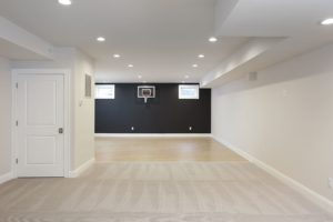 Basement Sports Room I