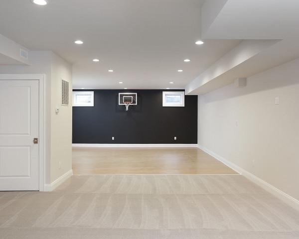 Basement Sports Room I