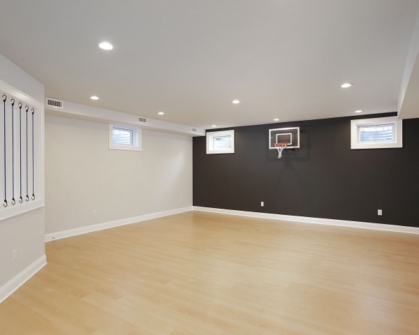 Basement Sports Room II