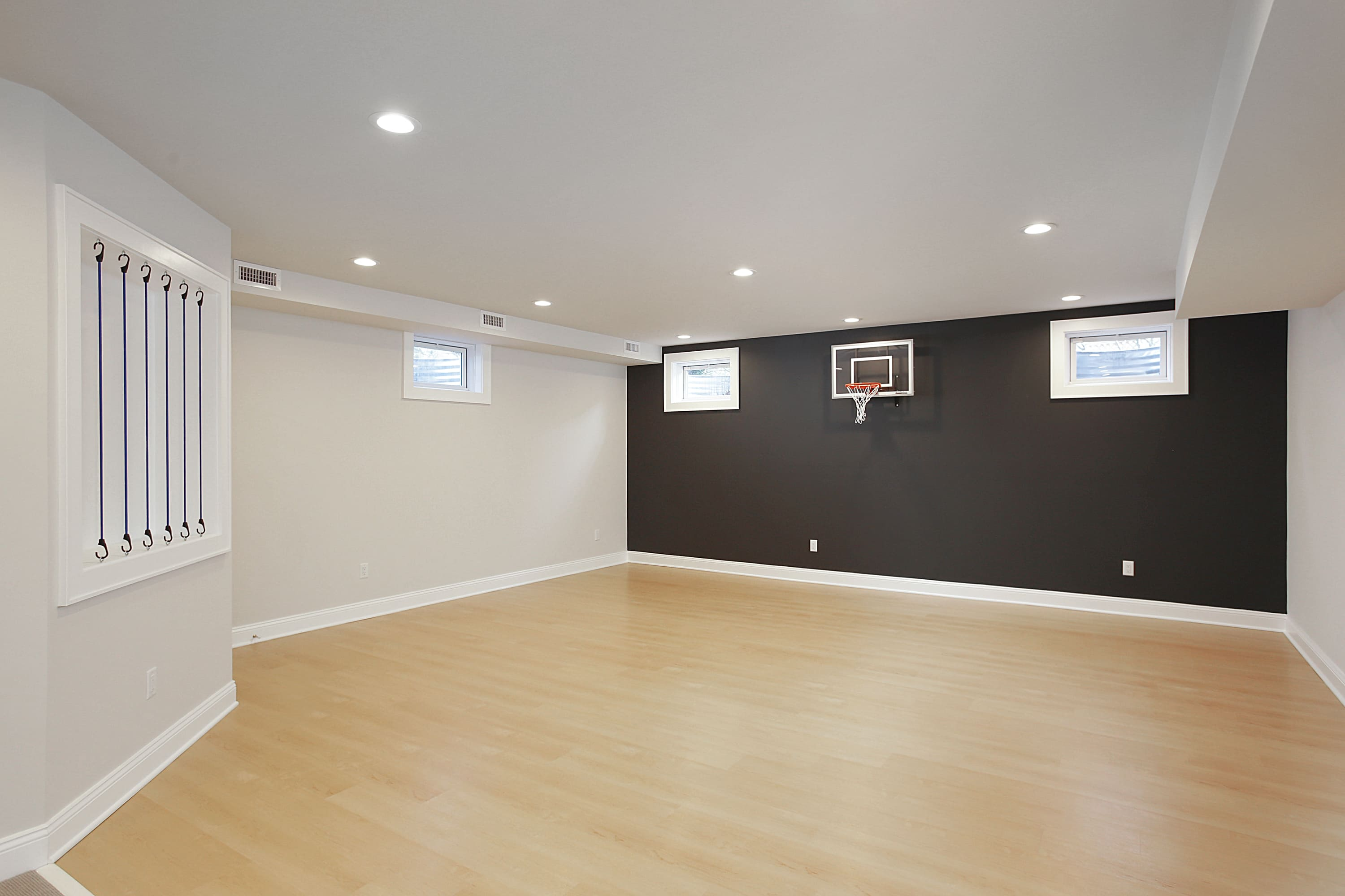 Basement Sports Room II