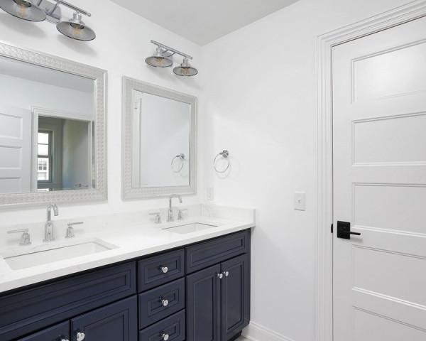 Jack and Jill Bathroom I