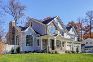 Curb Appeal Custom Home in Westfield NJ