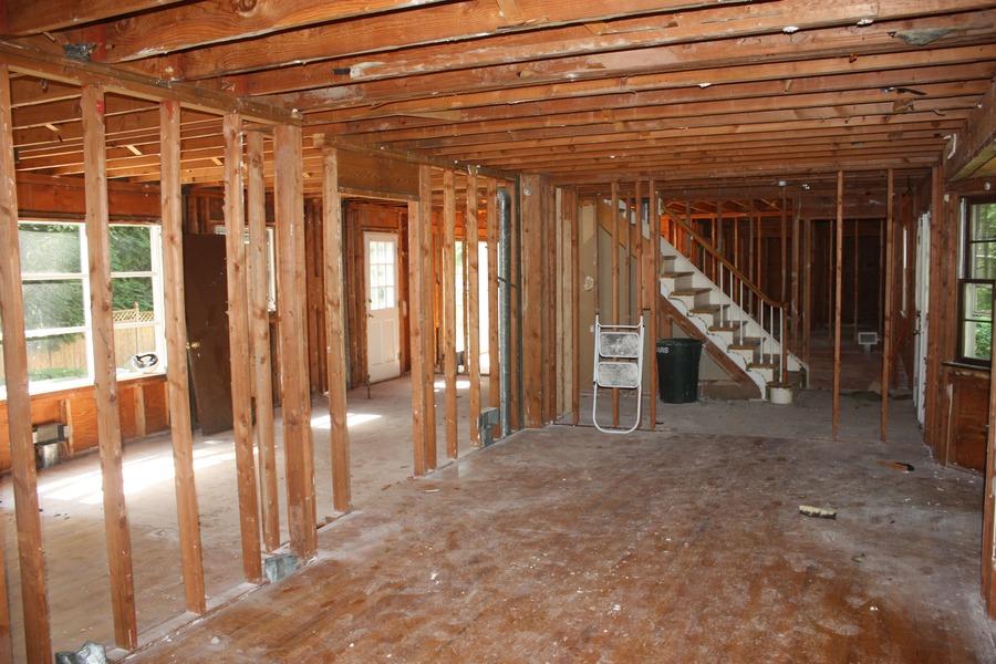 During Construction – Interior I