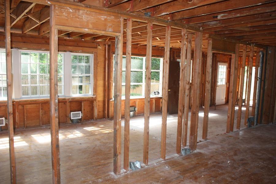 During Construction – Interior II