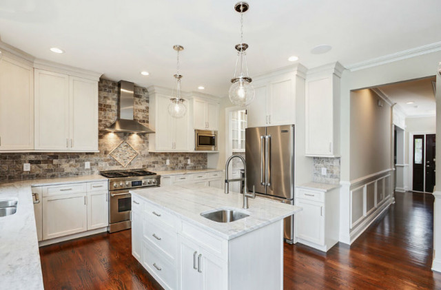 Transitional Design Style in Custom Homes