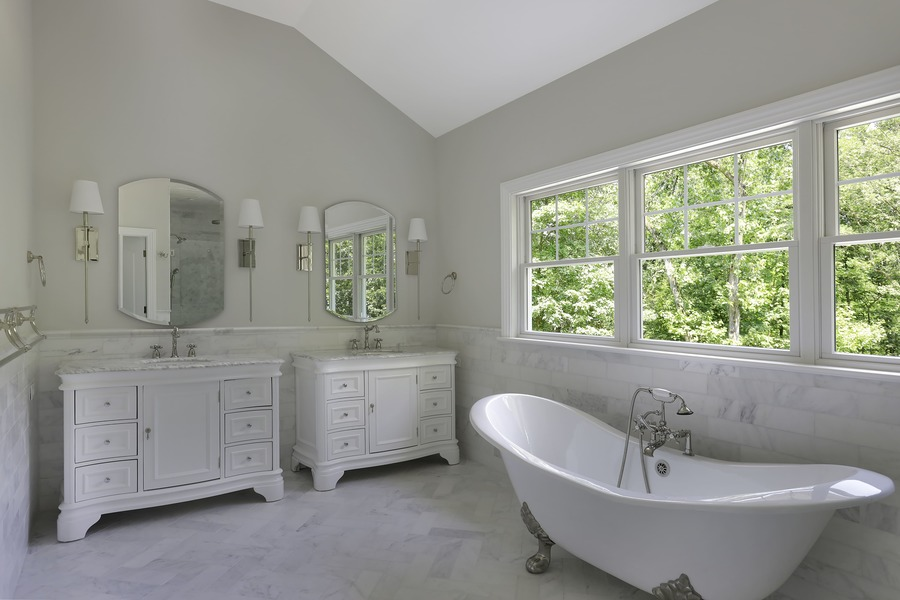 Master Bath I