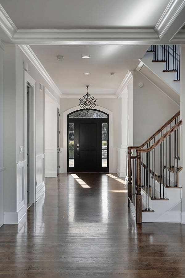 premier design first floor foyer