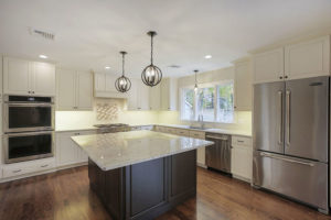 Premier Design after construction kitchen