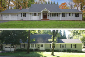 premier design custom homes before and after
