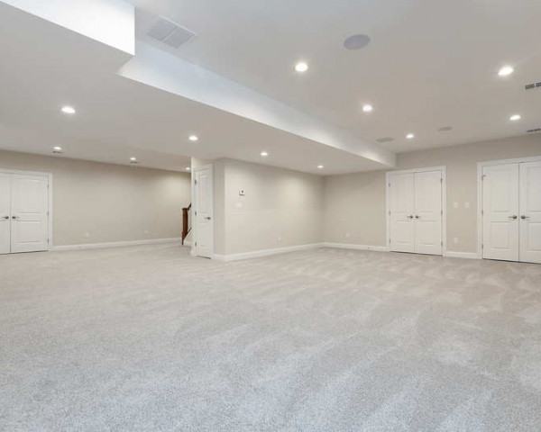 Finished Basement Rec Room I