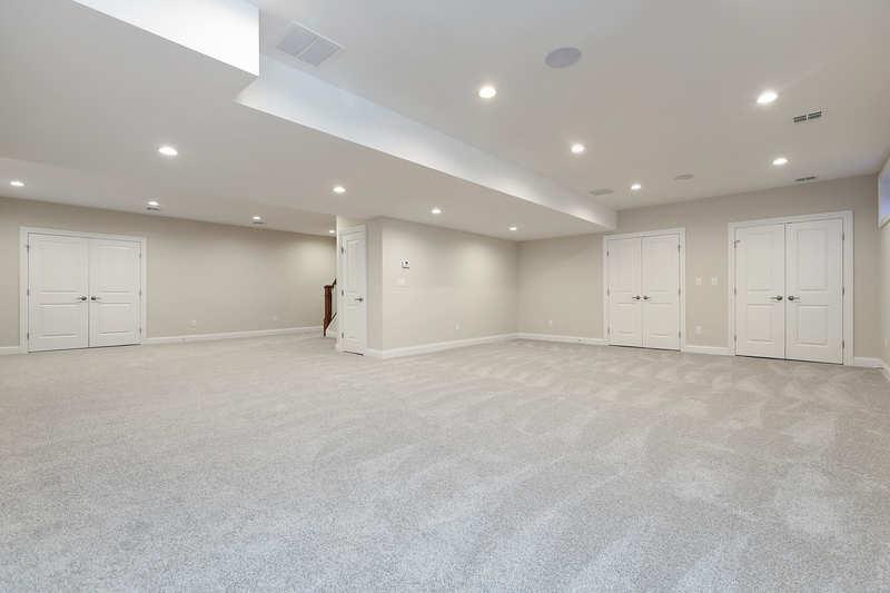 Finished Basement Rec Room I