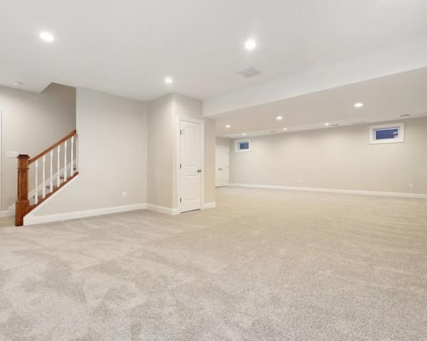 Finished Basement Rec Room III